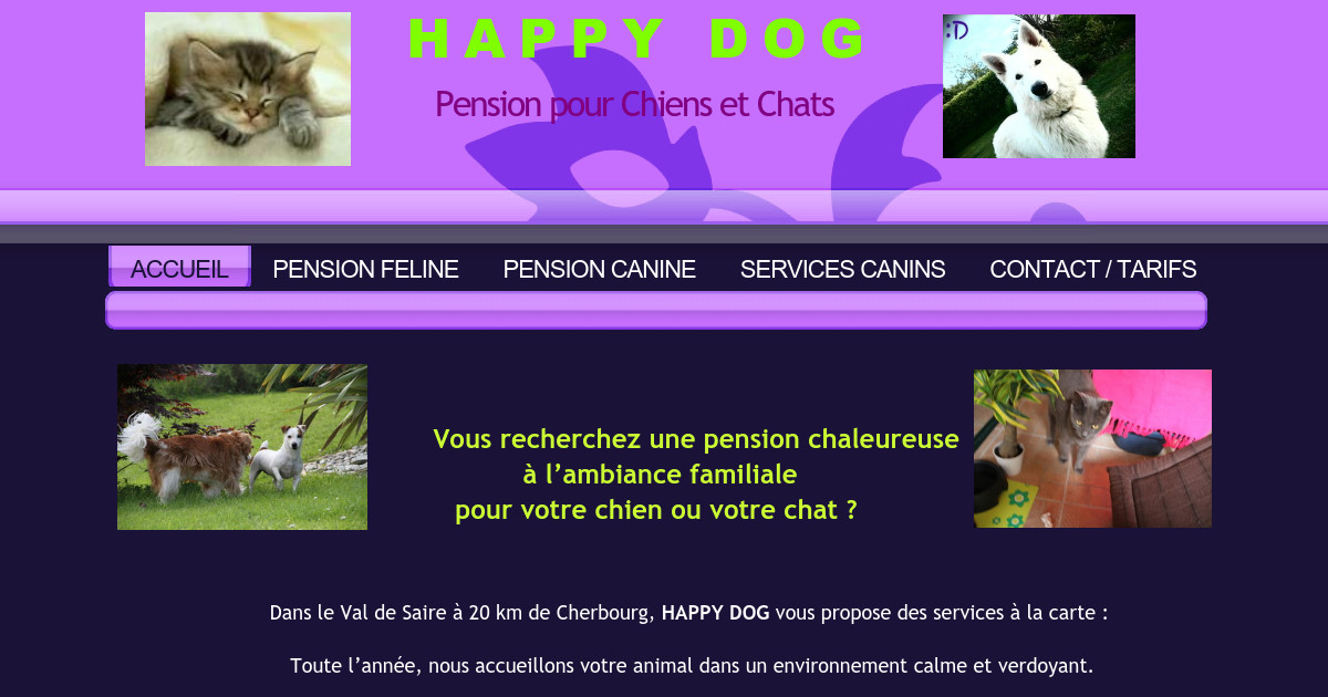 pension chat cherbourg