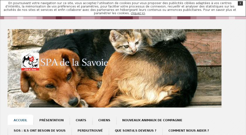 refuge chien a chambery