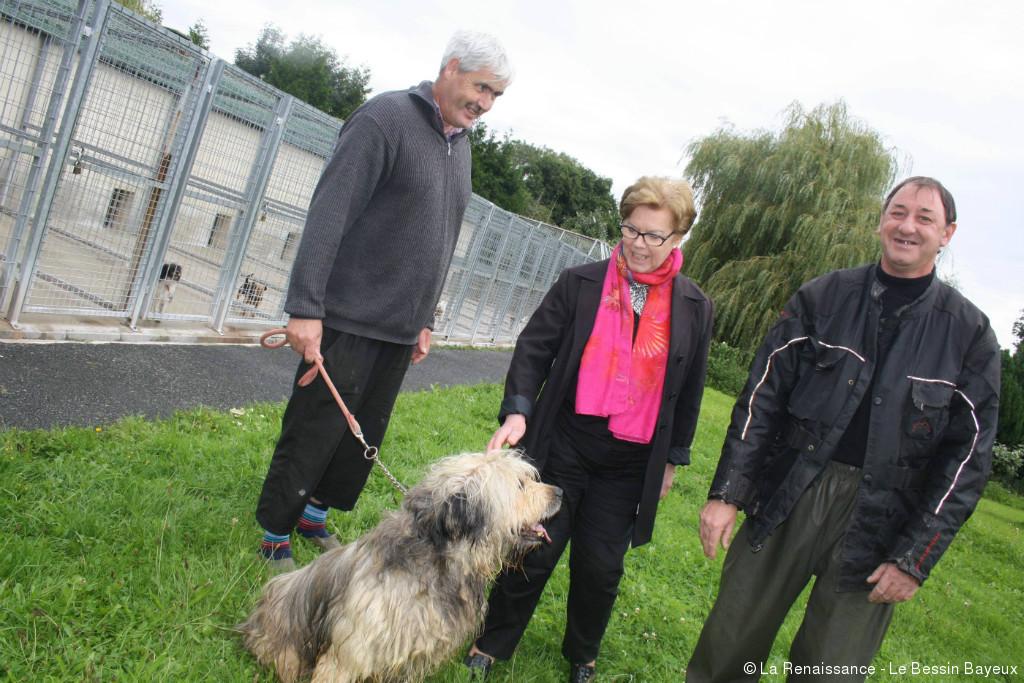 refuge chien dinan