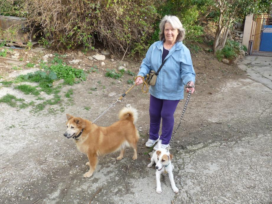 refuge chien lagoubran